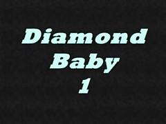 Vintage Diamond 1 N15
