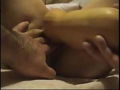 Panty insertion