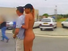 Public Nudity Playing Around 2