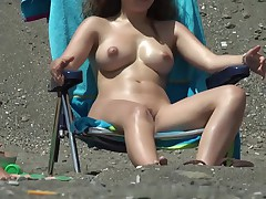 Nude Beach Beauties Pt2 - Cireman