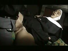 Nun vs cock