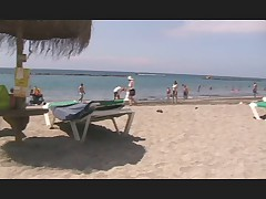 Another Beach Voyeur