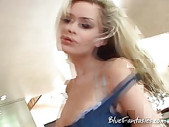 Zdenka Podkapova in Blue Fantasies