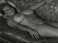 Virginia Bell Buxom 50's Model