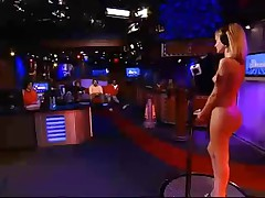 Naked On TV
