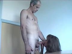 French mature couple casting amateurs