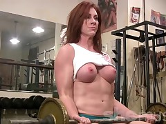 Catherine DeSade - SheMuscle Mature