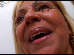 Mature brazilian blonde wonderful big bore regarding in continually hole troia