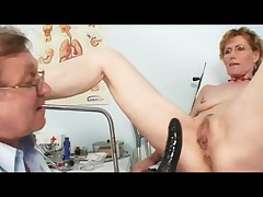 Nice Nipples Luscious Labia Mature Milf at Doctors