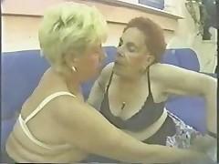 Real amateur lesbian grannies