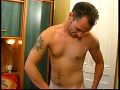 Amateur French Anal Fuck with Piercing Dick