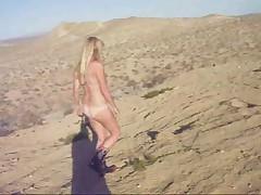 Naked desert bj