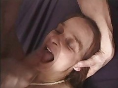 UGLIEST French Woman in HISTORY Gets Abused and Cummed On