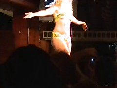 Girls flashing at fantasy fest pt2