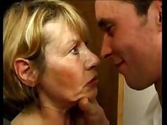 Mature love hard fianc� ANAL 7..French Mom