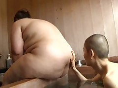 BBW Japanese ass of the year.Deep ass obsession.