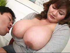 Asian Boob Sucking Part 2 (3of 4)