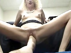 Two legs in pussy