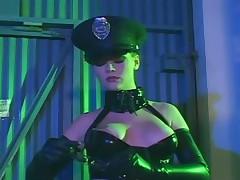 Audrey hollander in uniform