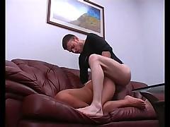 Russian couple fucked