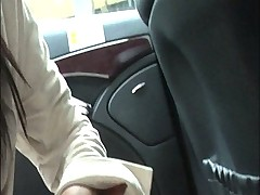How to hide a Dildo during a Taxi ride.