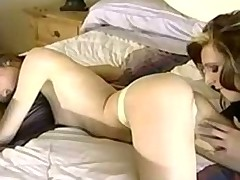 MILF seduces her daughter's friend