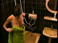 Magnificent Shower Voyeur