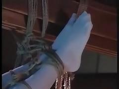 Asian Nurse Shibari Bondage