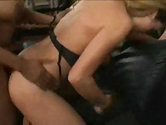 Useless office girl gets dominated by her Lesbian Boss