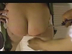 Nurse Subdues Asian