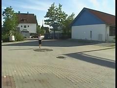 Cute German Girl Gets Gangbanged - Cireman