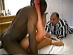 Cuckold Interracial Creampie And Pussy Licking
