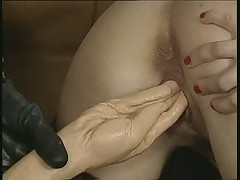 Point of Lust pt3. Kinky German fisting and fucking.