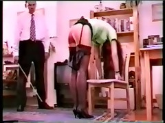 Office caning