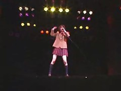 The japanese teen singer bukkake 3