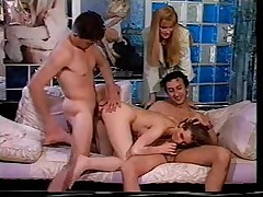 Italian girl gets fucked on a realiry show