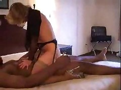 Hubby Plays In The Cum