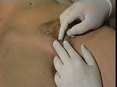 Nipple and Clit Piercing by snahbrandy