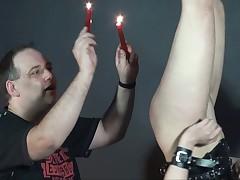 Alienation - hooded slavegirl provoke and burnt