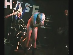 GG Allin - The true king of Rock 'N Roll - snake