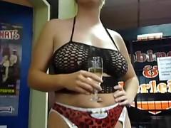 Gangbang In Porn Cinema