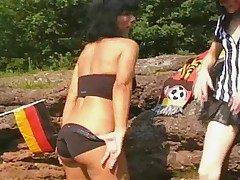 Real German Lesbians Fucking