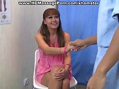 Teen girl massage in xxx hd porn