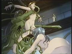 Sex Organism Inju pt. 1-3 ger dub