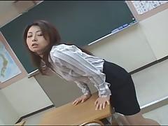 School Nurse and Students Secret Pleasure