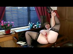 Nurse Milf in Stockings