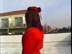 A Stewardess Bukkake Party by snahbrandy
