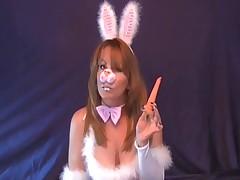 Easter Bunny Lady Fucks Chicken Man