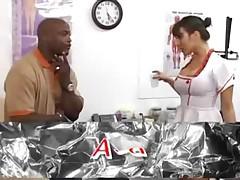 Chocolate Lovin Nurse