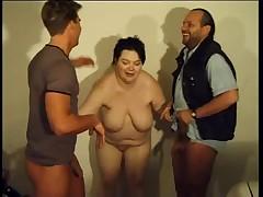 German Big Woman